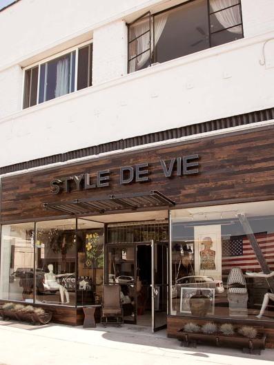 Style de Vie, Los Angeles, USA
