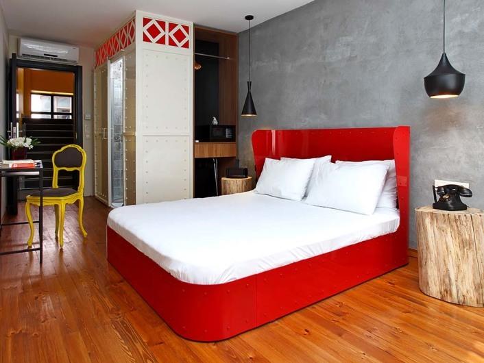 Sub Hotel, Istanbul, Turkey