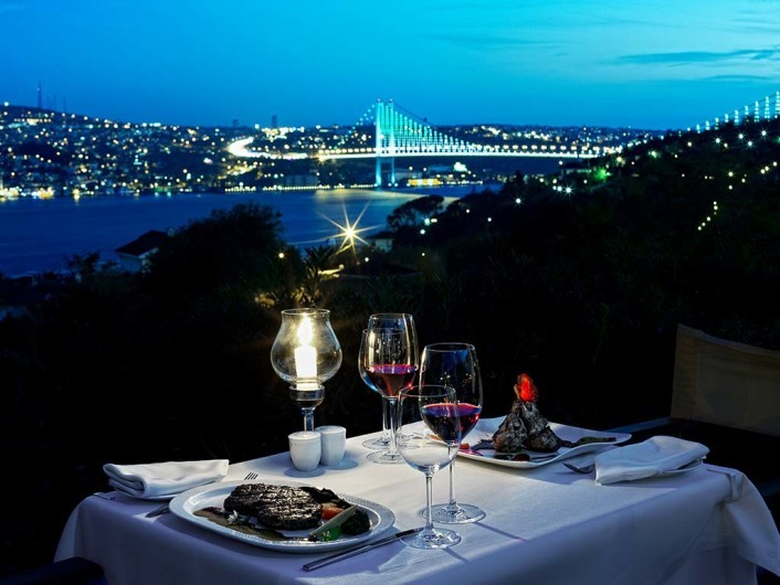Sunset Grill Bar, Istanbul, Turkey