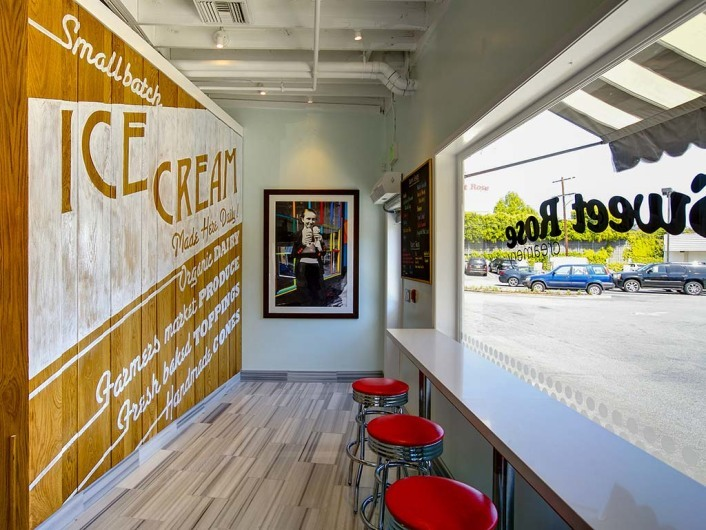 Sweet Rose Creamery - Brentwood Location
