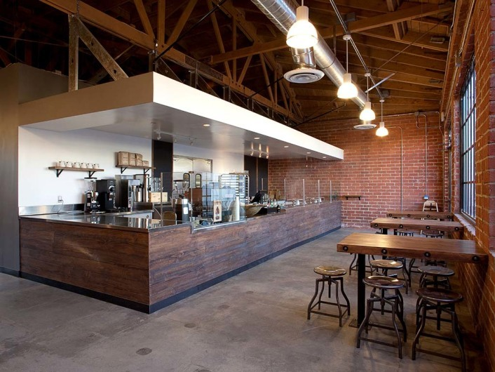 he Sycamore Kitchen and  Hatfield's, West Hollywood, Los Angeles, California, United States