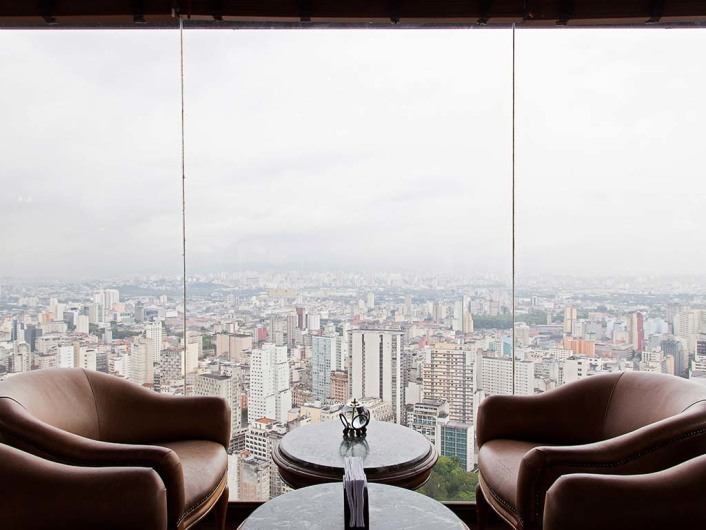 Terraço Itália, São Paulo, Brazil