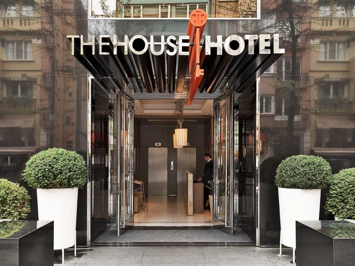The House Hotel Nisantasi, Istanbul, Turkey