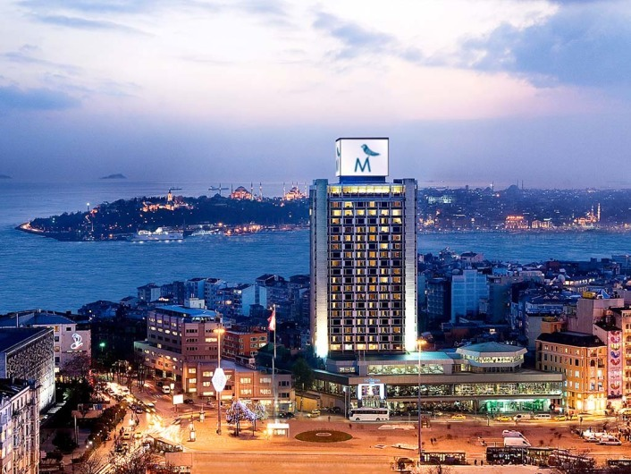 The Marmara Taksim, Istanbul, Turkey