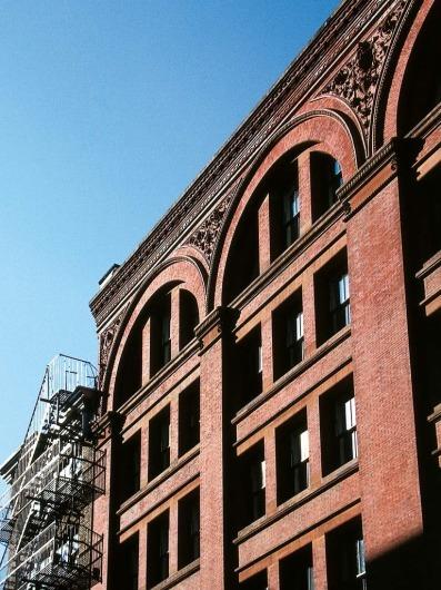 The Mercer, New York, New York City, USA