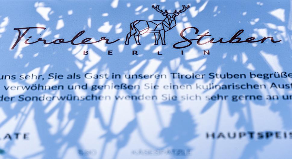 Tiroler Stuben Berlin