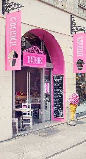 Toertchen Toertchen Cafe Apostelnstrasse 19, Koeln, Germany