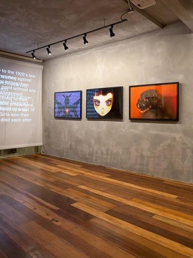 Toot Yung Gallery, Bangkok, Thailand