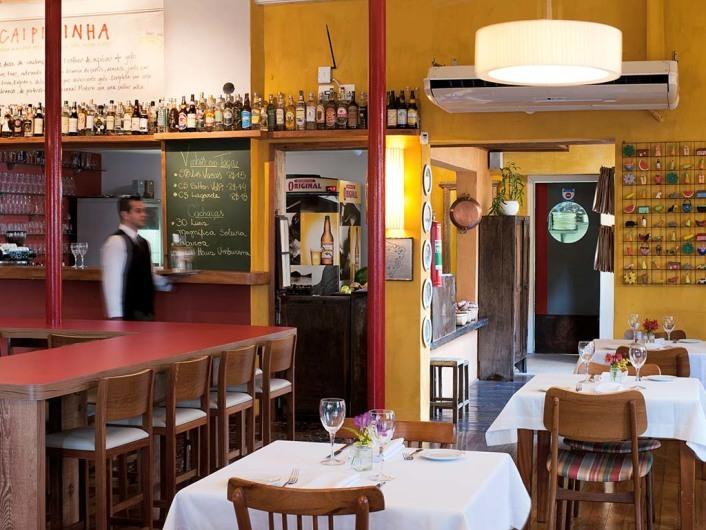 Cool, Cities, Sao Paolo, Brazil, Restaurants, Restaurante, Tordesilhas, Jardim