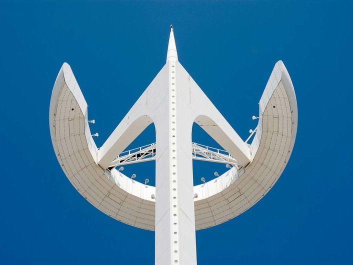 Torre de comunicacions de Montjuïc