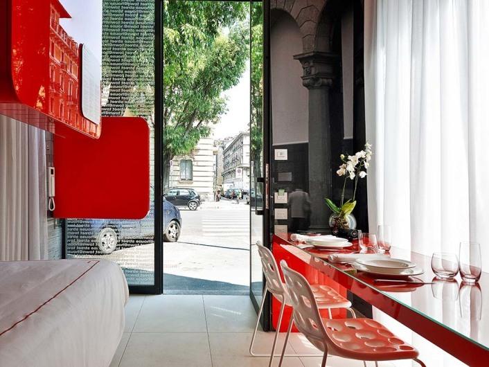 Town House Street Milano Goldoni