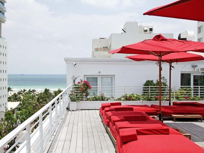 Townhouse Miami, Florida, USA