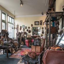Tribal Art Kunsthaus Rudolf W. Steinmann
