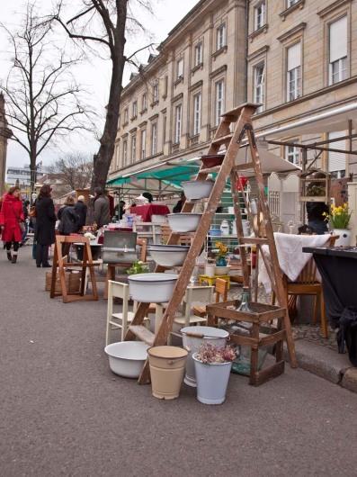 Trödelmarkt Straße des 17. Juni