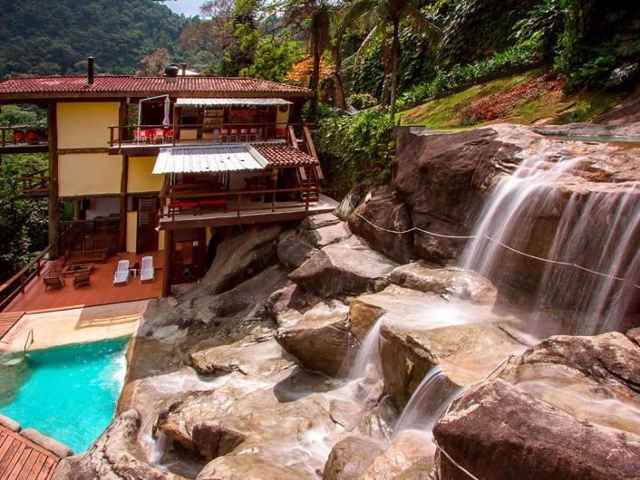Tuakaza Hotel, Rio de Janeiro, Brazil