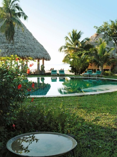Turtle Inn, Plalencia, Belize, Carribean