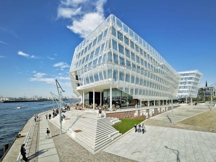Unilever, Hamburg, Behnisch Architekten© Adam MørkEsromgade 15, opg. 2, 5salDK-2200 København N+45 26256560adam@adammork.dk
