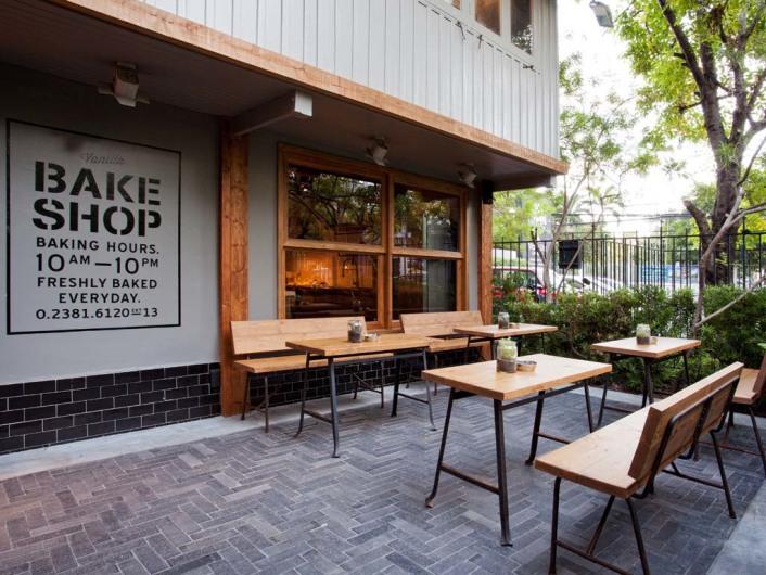 Green City Compound Cafe