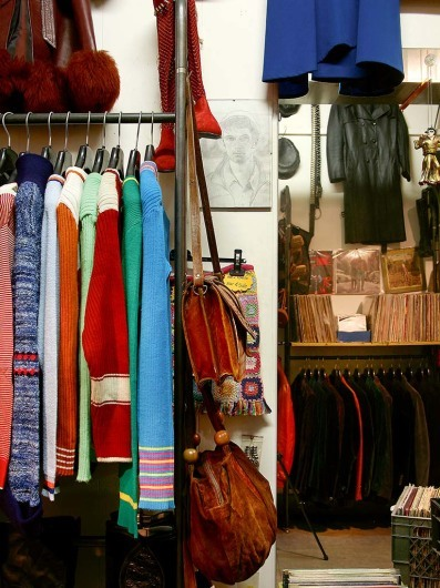 Vestiti usati Cinzia (rom)