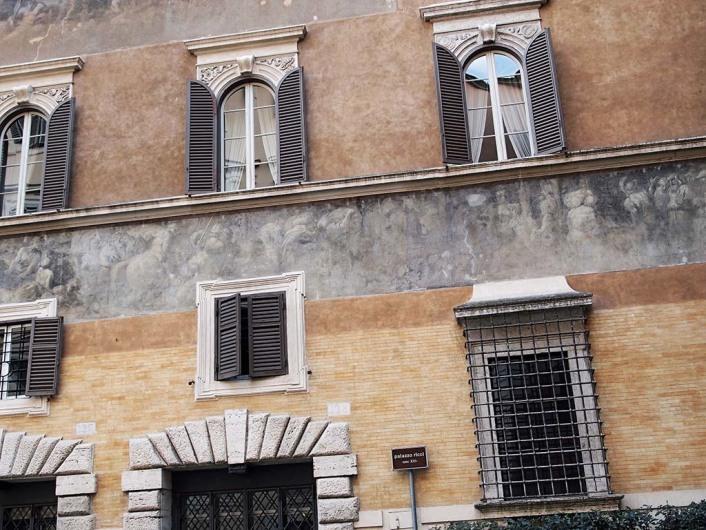 Via Giulia - ROM
