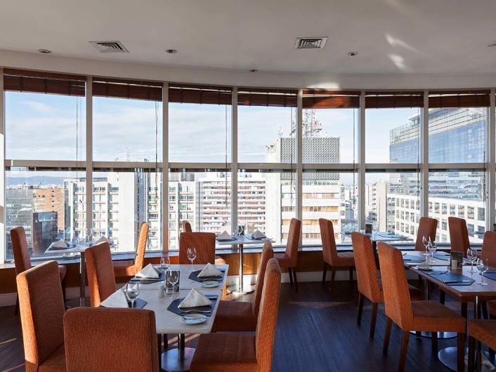 The View Bar, São Paulo, Brazil