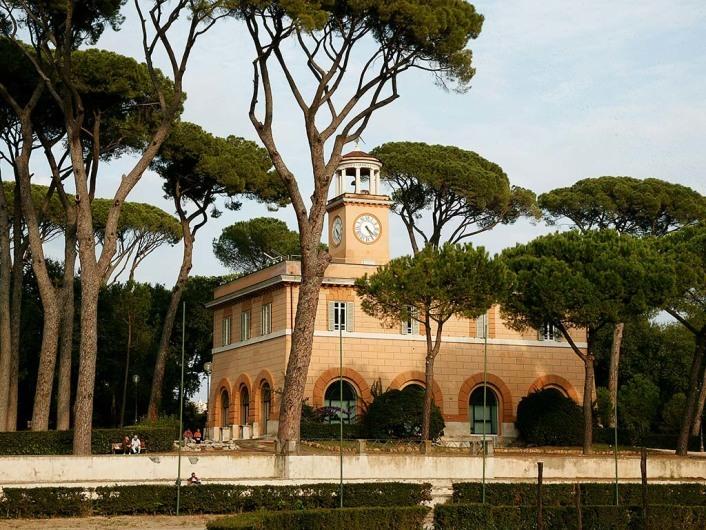 Villa Borghese http://www.galleriaborghese.it/borghese/en/evilla.htm