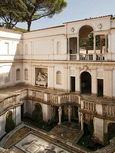 Villa Giulia - Museo Nazionale Etrusco
