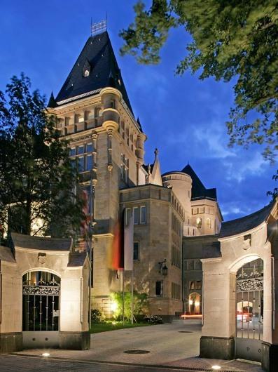 Hamburg Stresemannallee Hotel