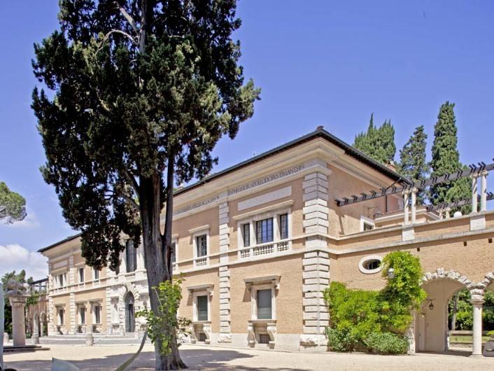 Villa Massimo, Deutsche Akademie, Rome, Italy