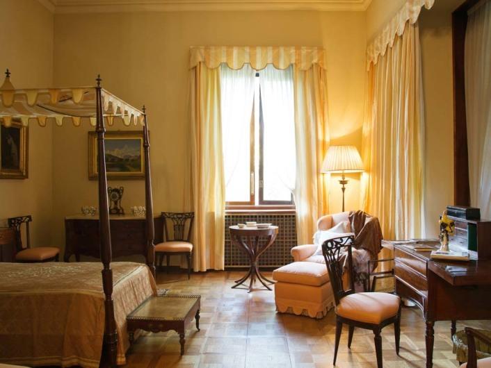 A wonderful Milanese villa to experience Italian lifestyle of mid 20th century
