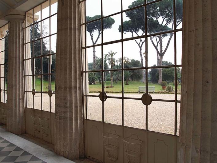 Villa Torlonia - Rom