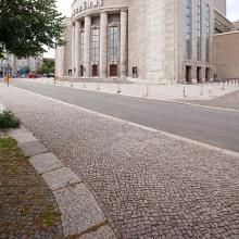 Volksbühne am Rosa-Luxemburg-Platz