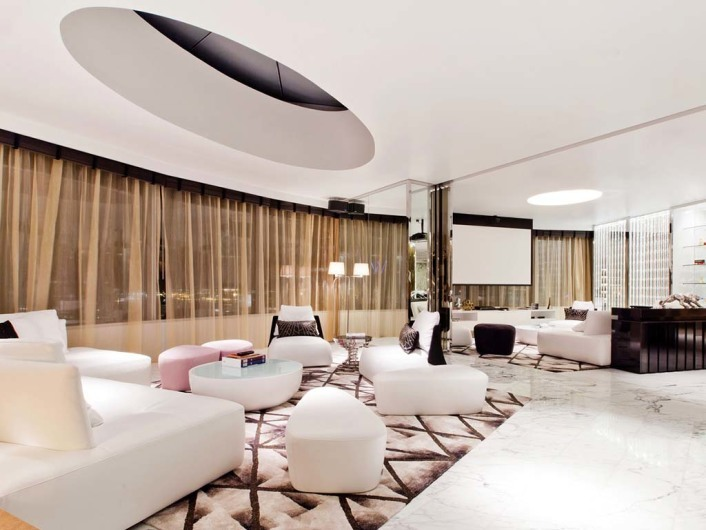 W; Hotel; Bangkok; Thailand