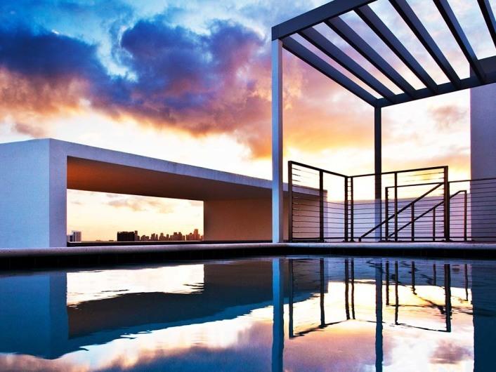 W South Beach, Miami, Florida, USA