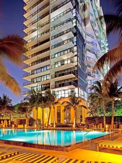 W South Beach Miami Florida Usa