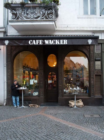 Café Wacker, Bornheim, Frankfurt, Germany