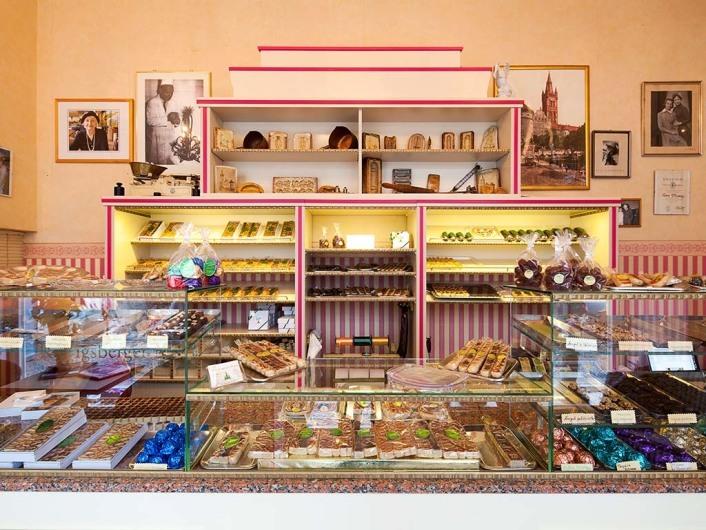 Marzipan Manufaktur und Verkauf in Familientradition