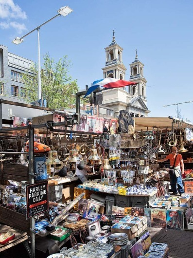 Flohmarkt am Waterlooplein