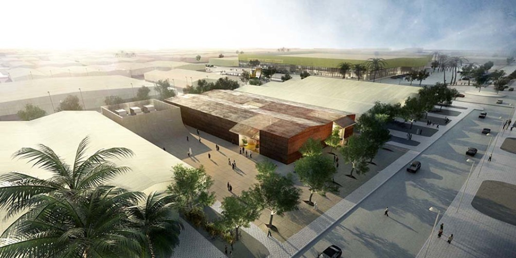 Warehouse 421 - Center for Arts and Creativity in Abu Dhabi