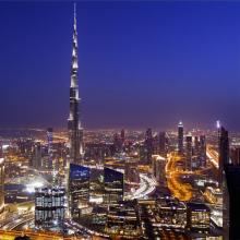Auf zu neuen Höhen – mit COOL CITIES Dubai