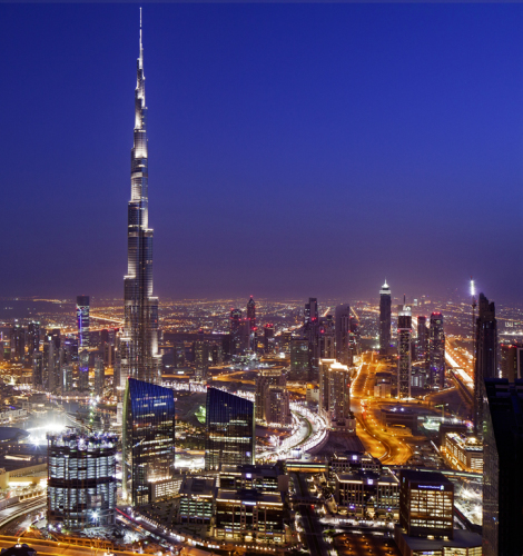 Soaring to new heights—Dubai joins COOL CITIES