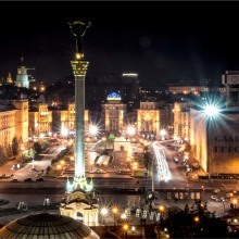 Post-revolutionary Maidan