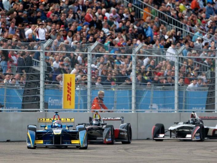 FIA Formula E Berlin ePrix 2016