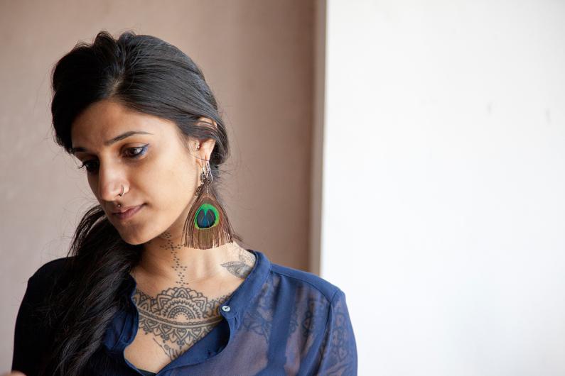 Saira Hunjan, Taatoo artist