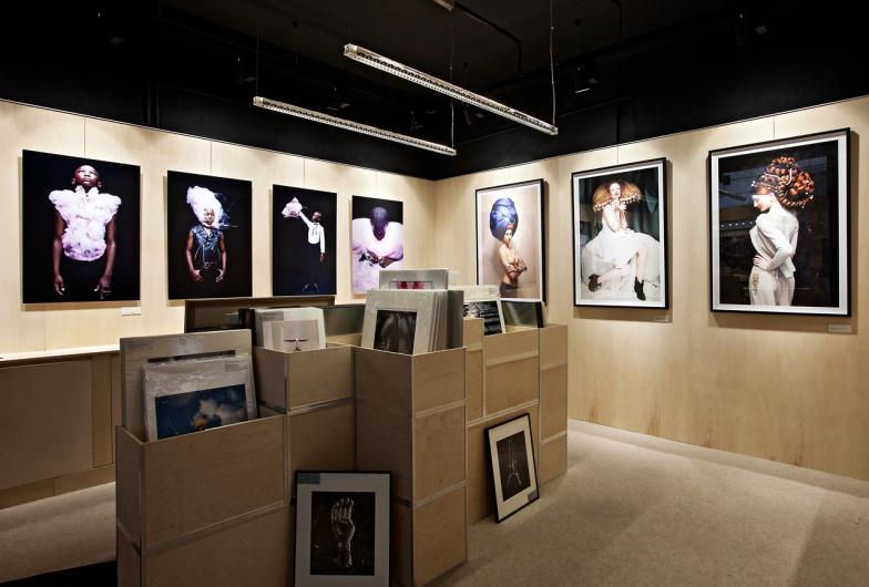 Galerie Bettina for photography in Paris, St Germain de Près, Paris