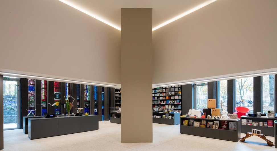 Design Museum London reopens in new building