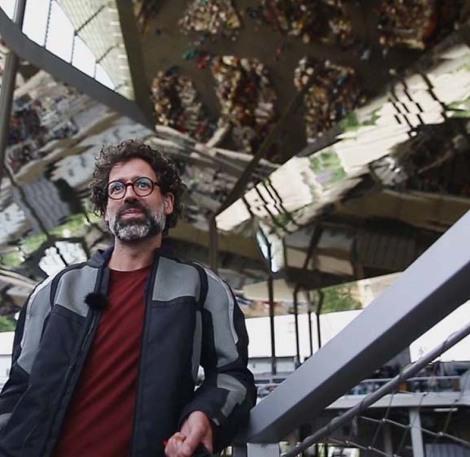 Lightdesigner Jordi Canudas: Colorful Barcelona