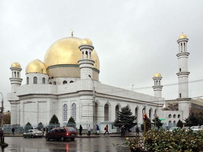 Last Frontier Almaty