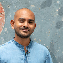 Cool Escapes Maldives: Talking to Ibrahim Arafath, Creative Director in Malé