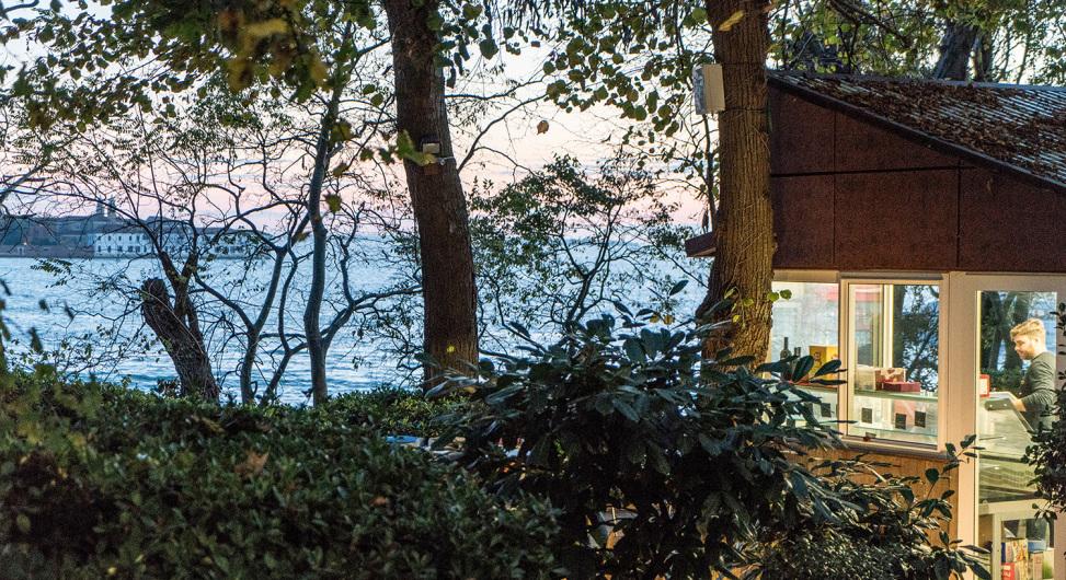 Giardini Pavilions